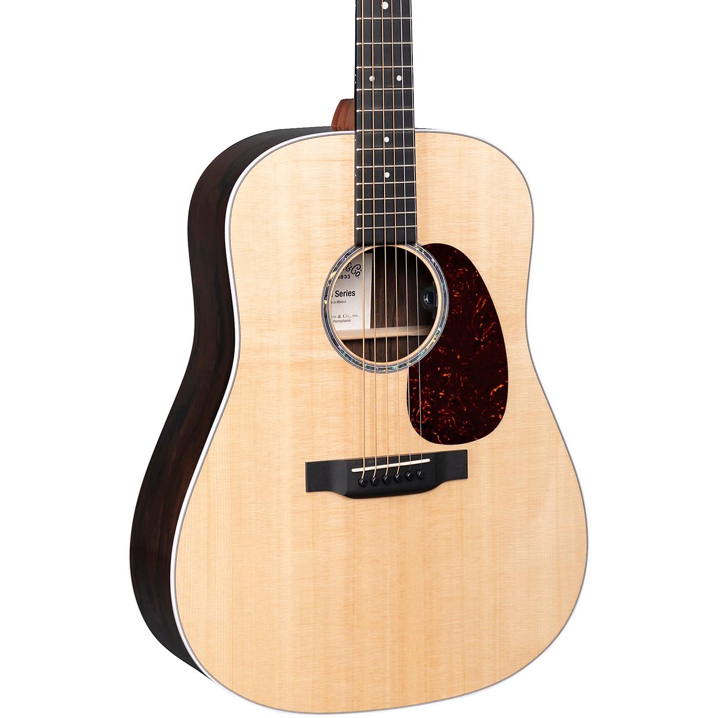 Martin D-13E Ziricote Dreadnought Acoustic-Electric Guitar thumbnail