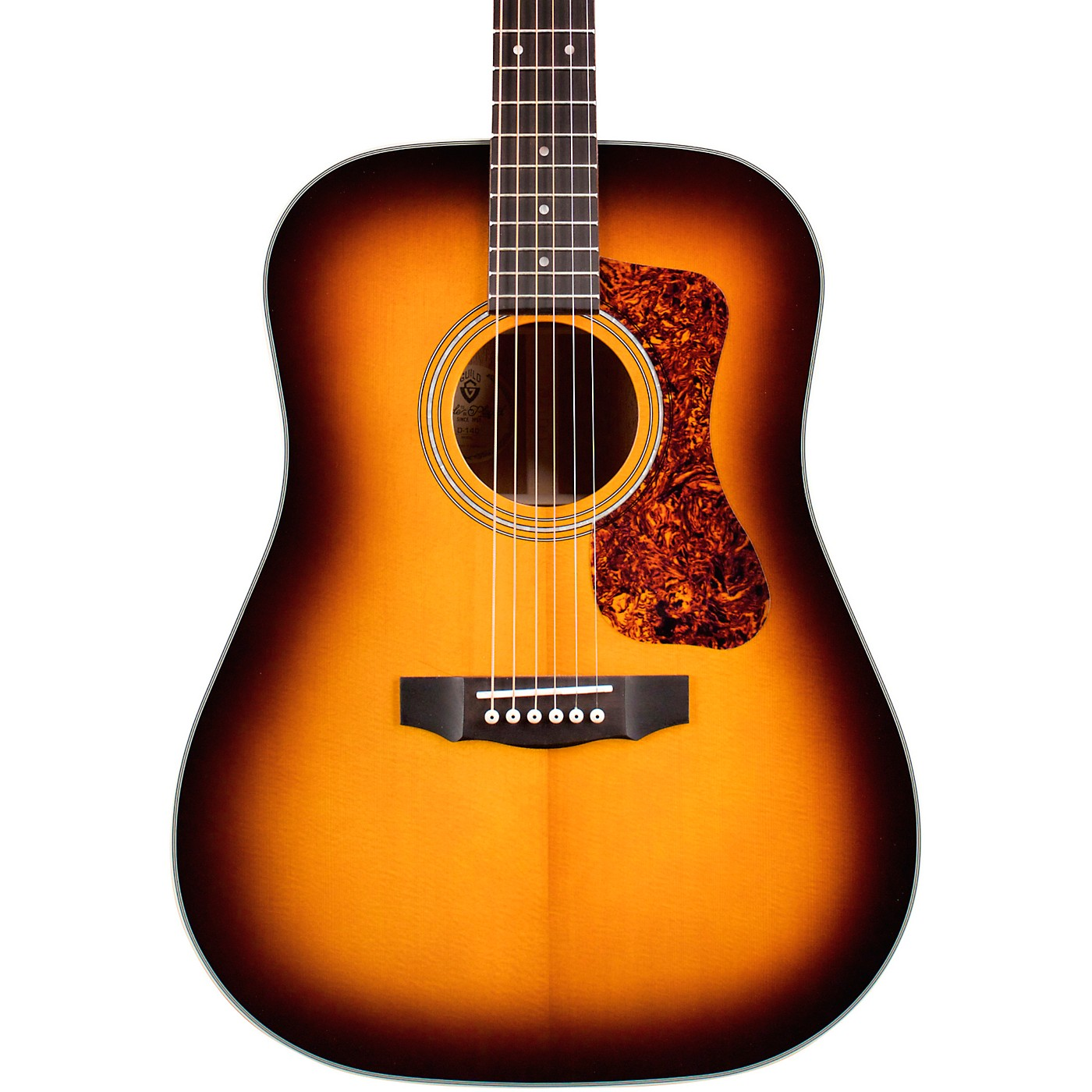 Guild D-140 Westerly Collection Dreadnought Acoustic Guitar thumbnail