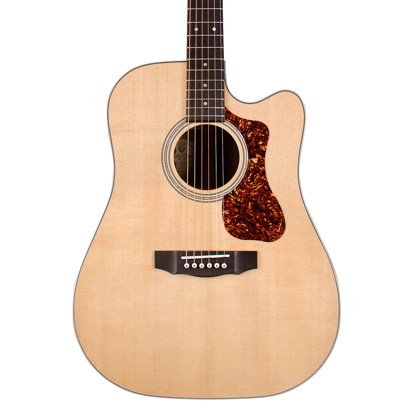 Guild D-150CE Westerly Collection Dreadnought Acoustic-Electric Guitar thumbnail