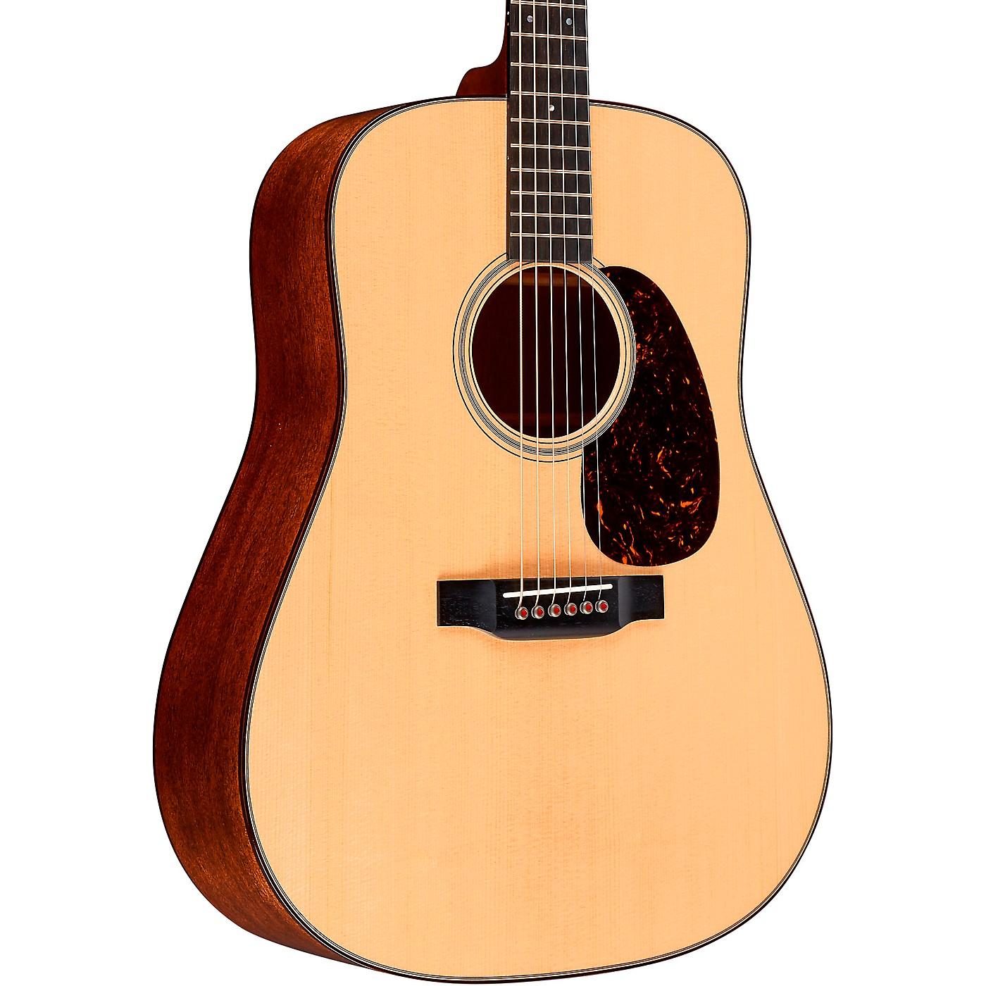 Martin D-18 Modern Deluxe Dreadnought Acoustic Guitar thumbnail