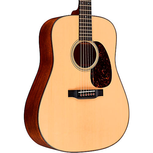 Martin D-18 Modern Deluxe Dreadnought Acoustic Guitar thumbnail
