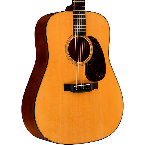 Martin D-18 Standard Dreadnought Acoustic Guitar thumbnail