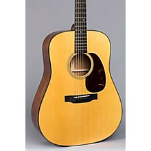 Martin D-18E Dreadnought Acoustic Electric with L.R. Baggs Electronics