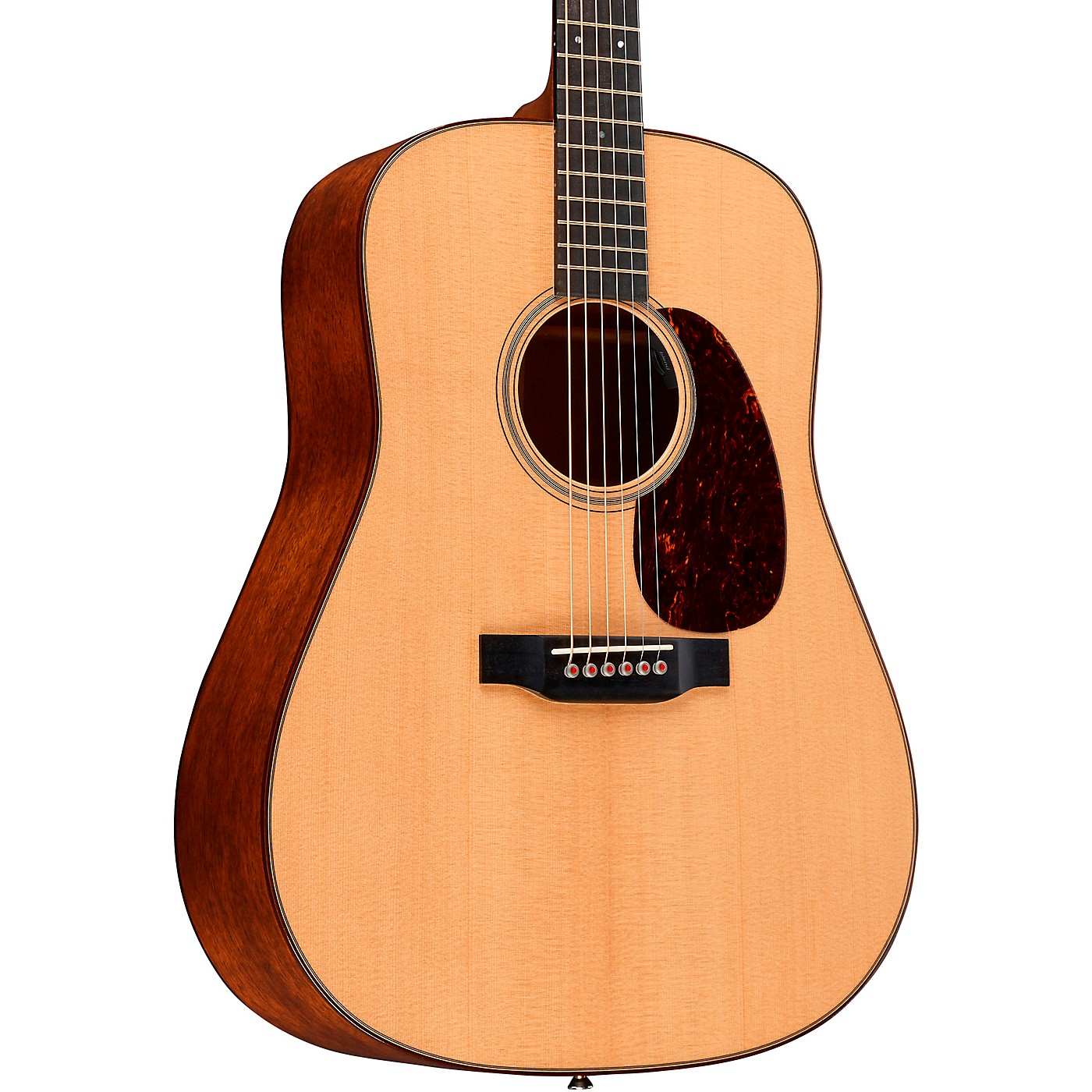Martin D-18E Modern Deluxe Dreadnought Acoustic-Electric Guitar thumbnail