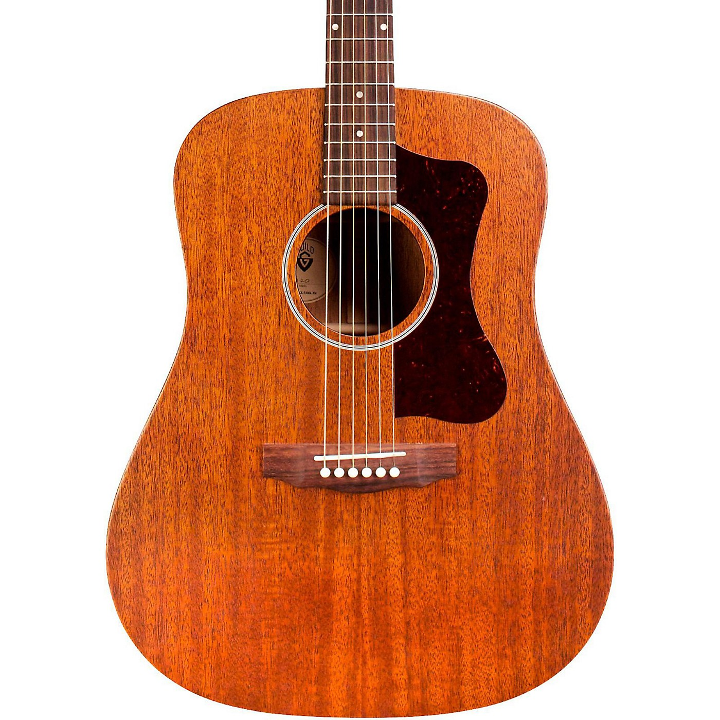 Guild D-20E Dreadnought Acoustic-Electric Guitar thumbnail