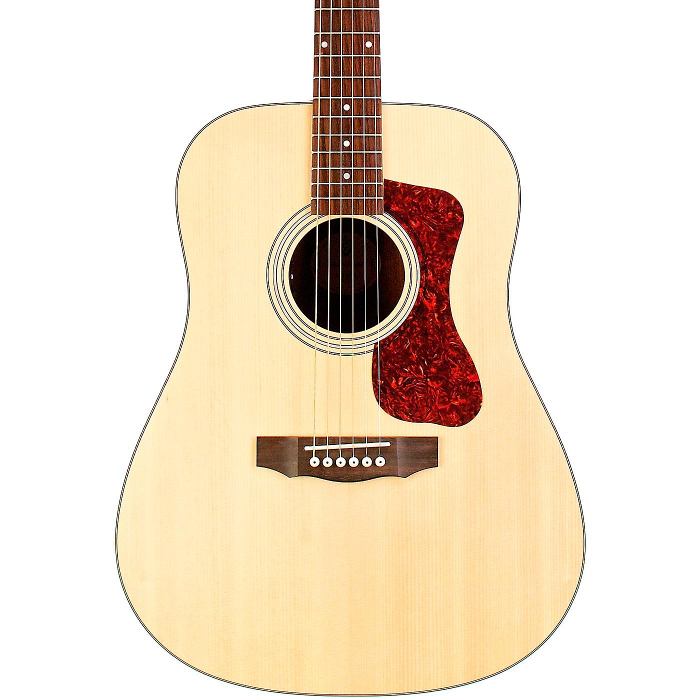 Guild D-240E Dreadnought Acoustic-Electric Guitar thumbnail