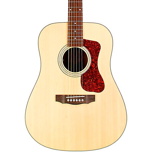 Guild D-240E Dreadnought Acoustic-Electric Guitar thumbnail