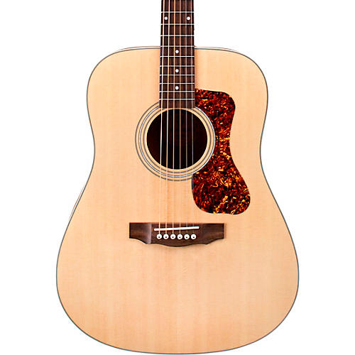 Guild D-240E Flamed Mahogany Dreadnought Acoustic-Electric Guitar thumbnail
