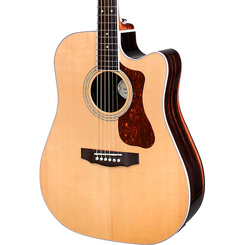 Guild D-260CE Deluxe Dreadnought Acoustic-Electric Guitar thumbnail