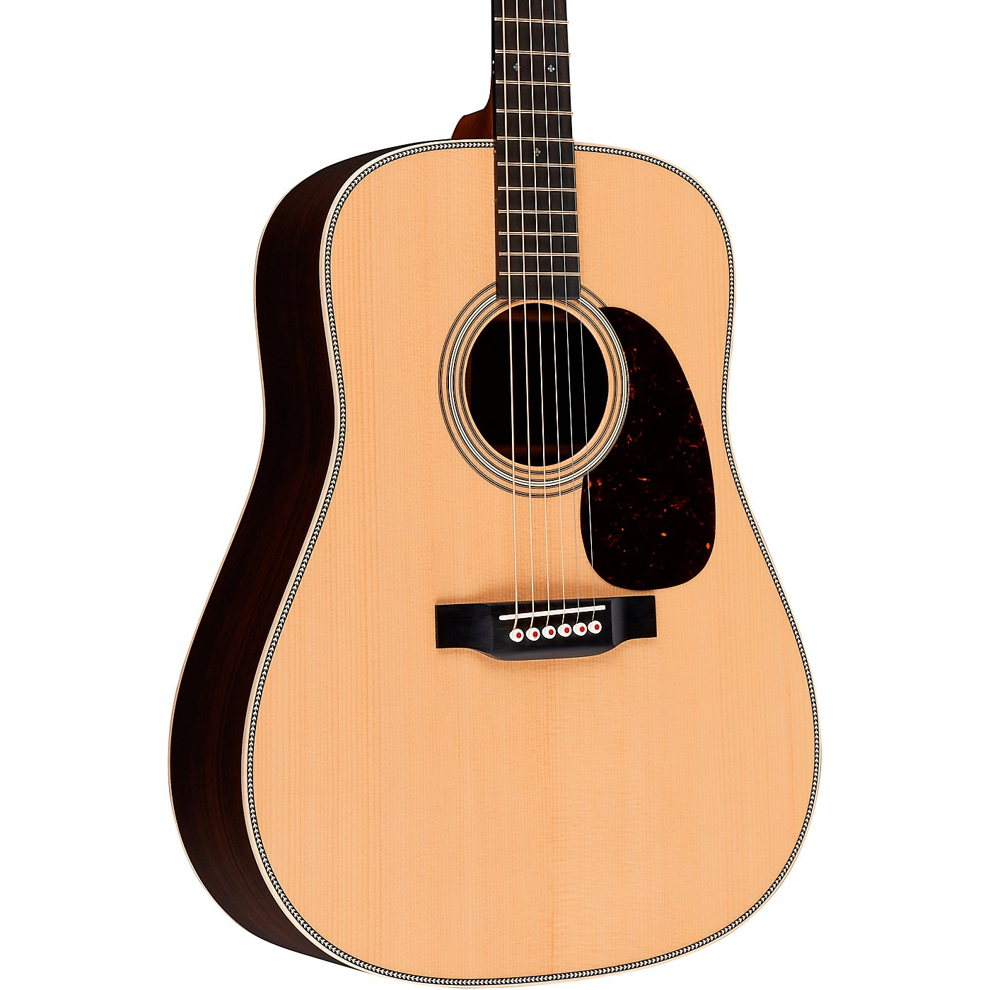 Martin D-28 Modern Deluxe Dreadnought Acoustic Guitar thumbnail