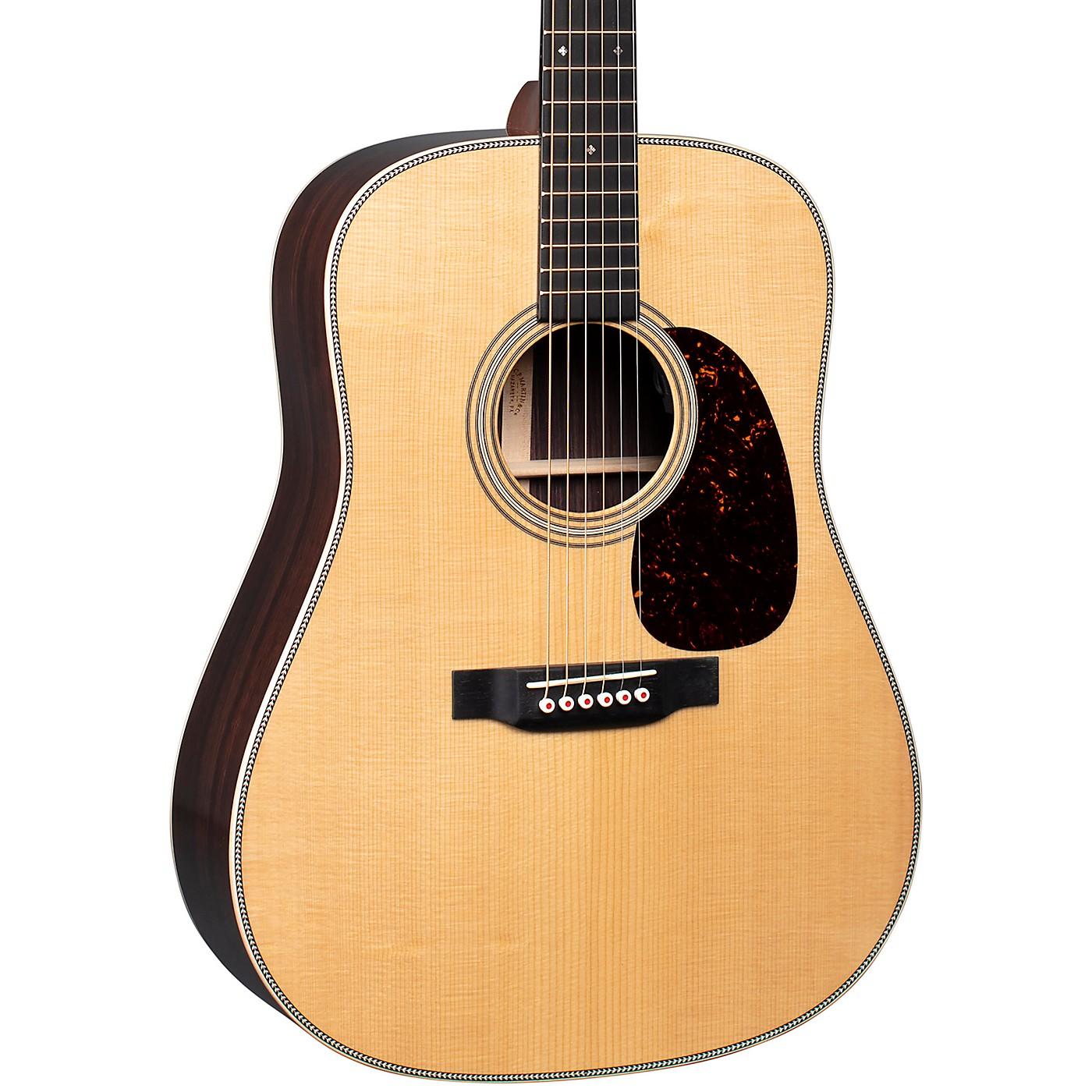 Martin D-28E Modern Deluxe Dreadnought Acoustic-Electric Guitar thumbnail