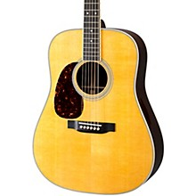 Martin D-35 Left-Handed Dreadnought Acoustic Guitar