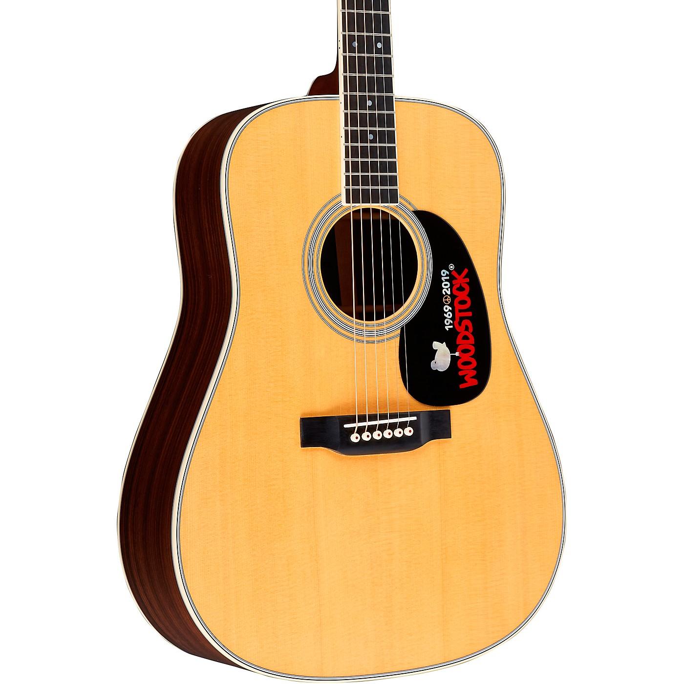Martin D-35 Woodstock 50th Anniversary Deadnought Acoustic Guitar thumbnail