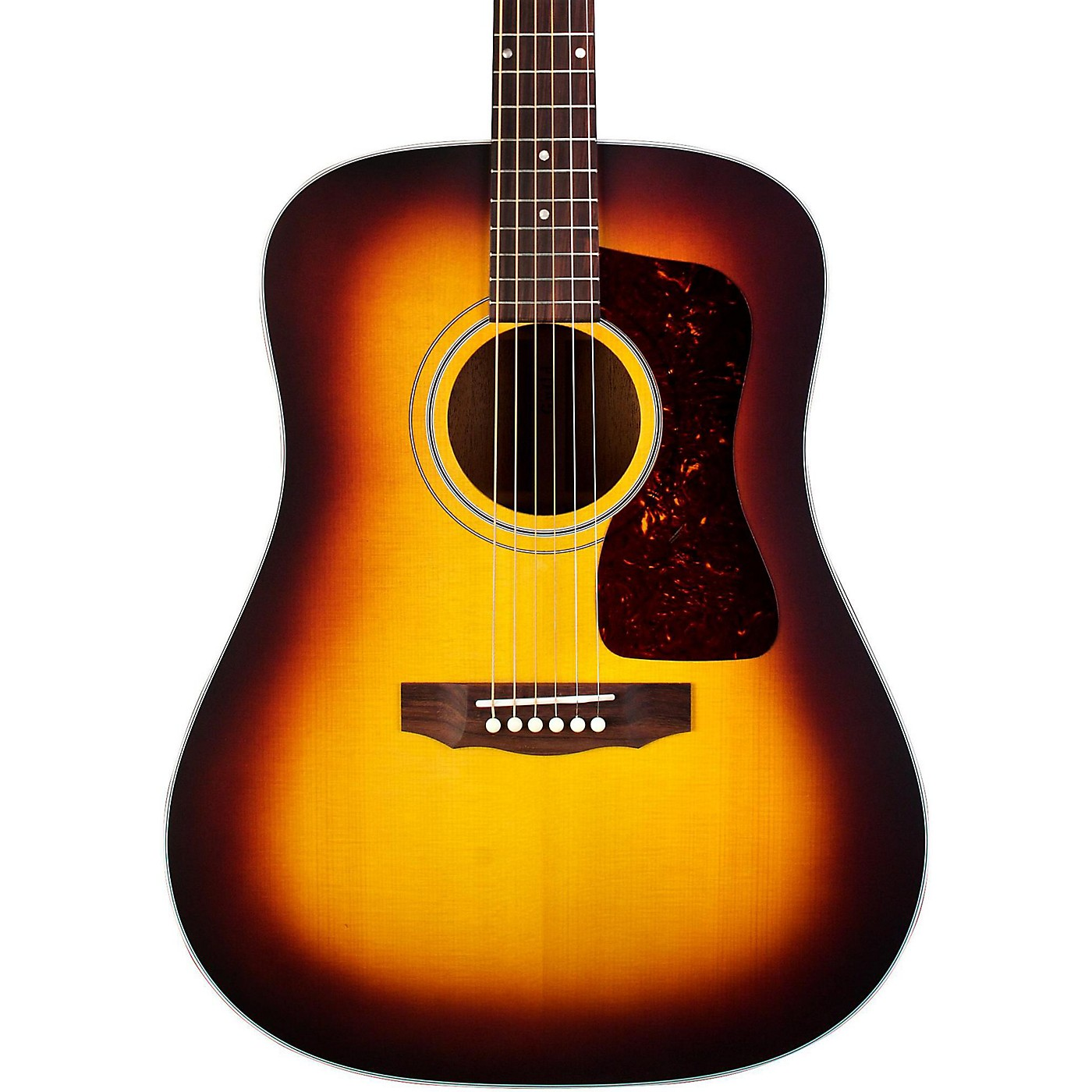 Guild D-40 Acoustic Guitar thumbnail