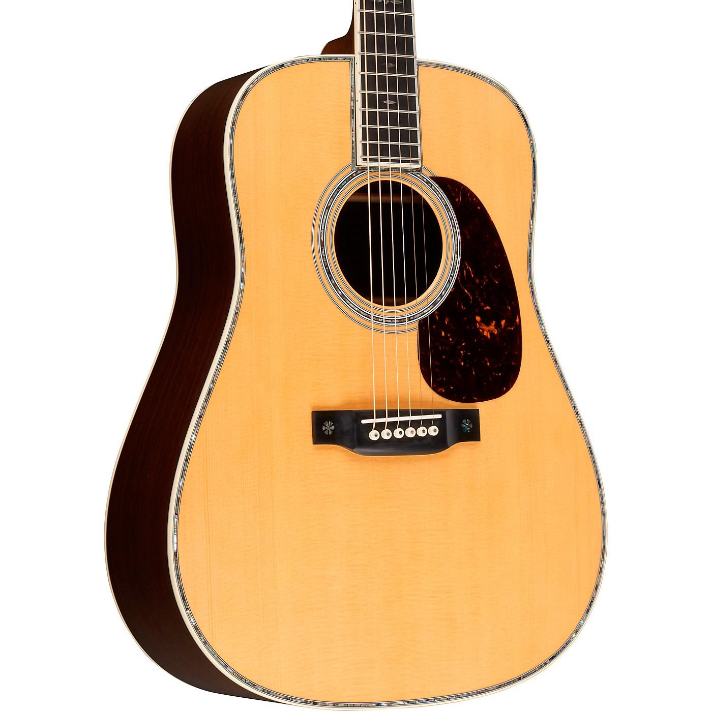 Martin D-42 Standard Dreadnought Acoustic Guitar thumbnail