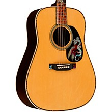 Martin D-45 Fire & Ice Dreadnought Acoustic Guitar