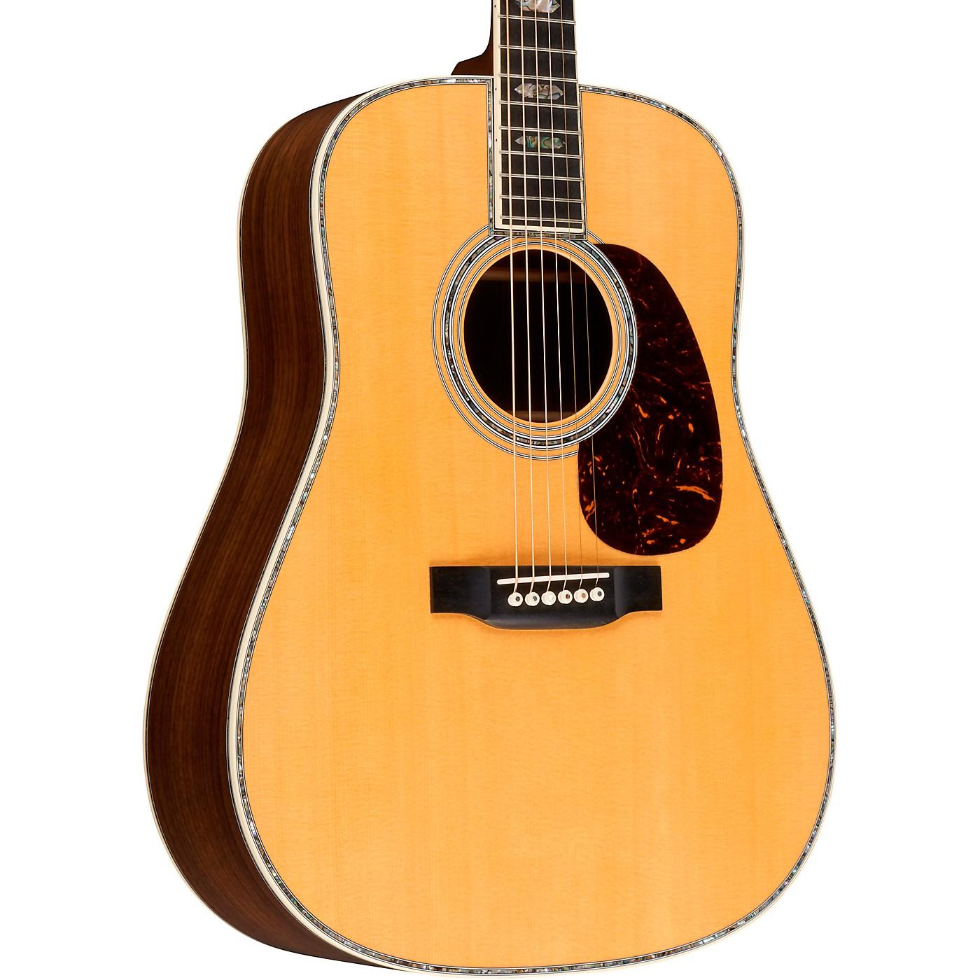 Martin D-45 Standard Dreadnought Acoustic Guitar thumbnail