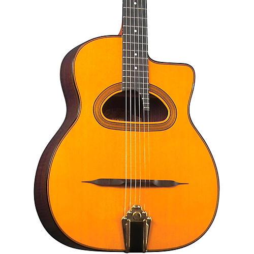 Gitane D-500 Grande Bouche Gypsy Jazz Acoustic Guitar thumbnail