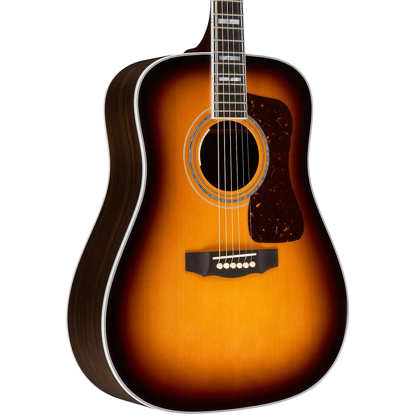 Guild D-55E Acoustic-Electric Guitar thumbnail