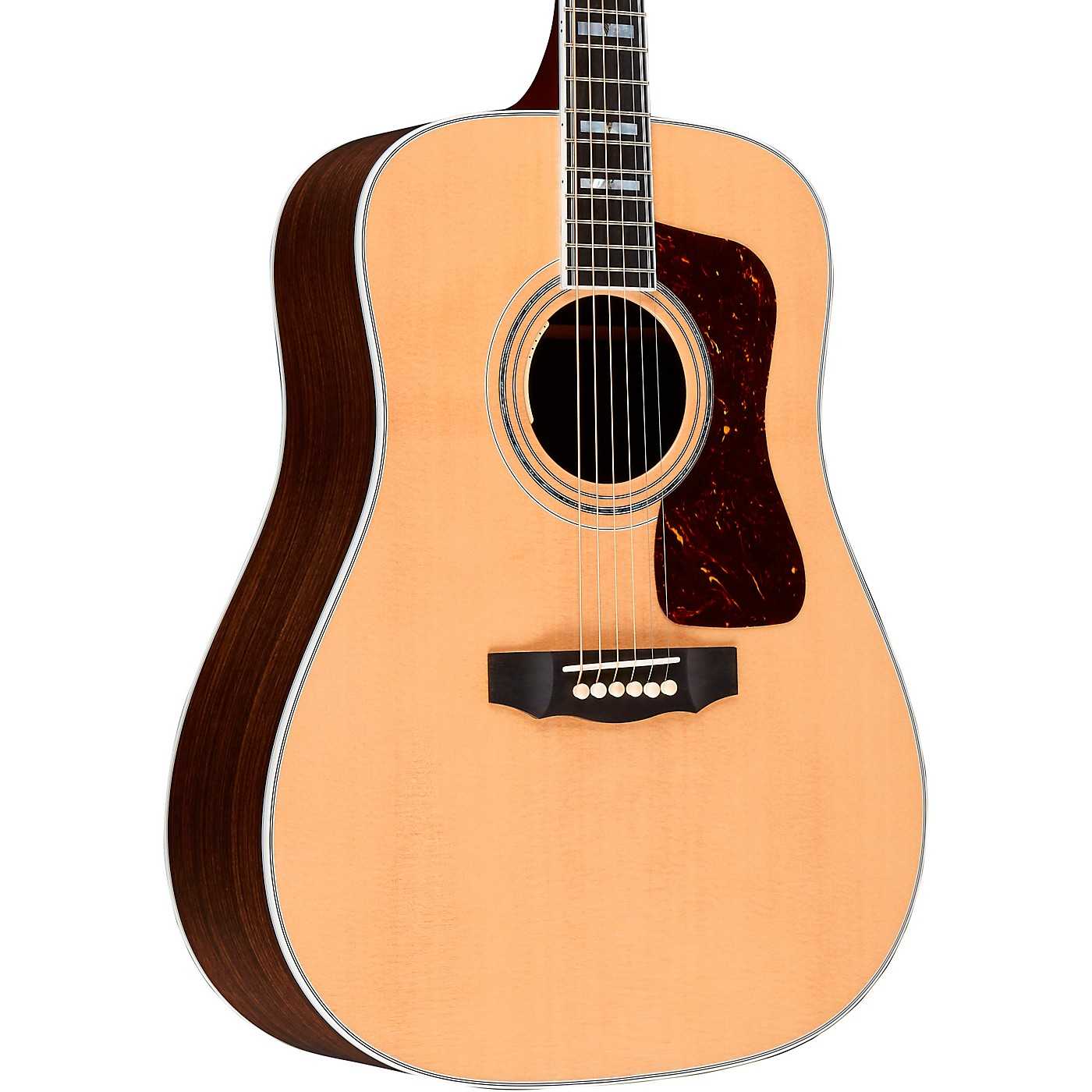 Guild D-55E Dreadnought Acoustic-Electric Guitar thumbnail