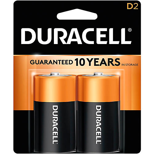 Duracell D Batteries 2-Pack thumbnail