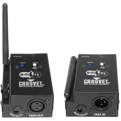 CHAUVET DJ D-Fi 2.4 Tx/Rx Duo thumbnail
