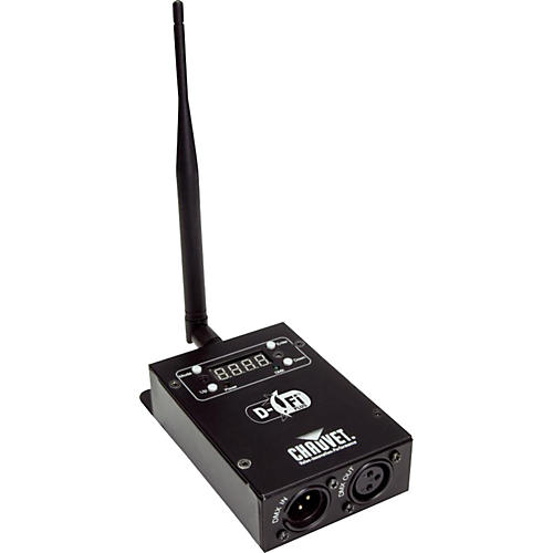 CHAUVET DJ D-Fi Plus Wireless DMX System-thumbnail