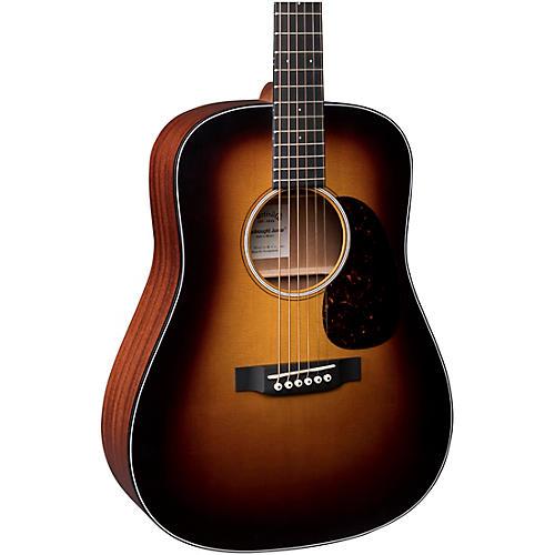 Martin D Jr. Sunburst Acoustic Guitar thumbnail
