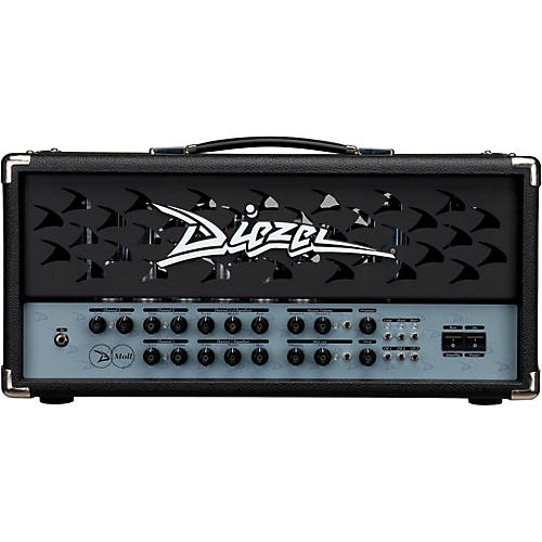 Diezel D-Moll 100W Tube Guitar Amp Head thumbnail