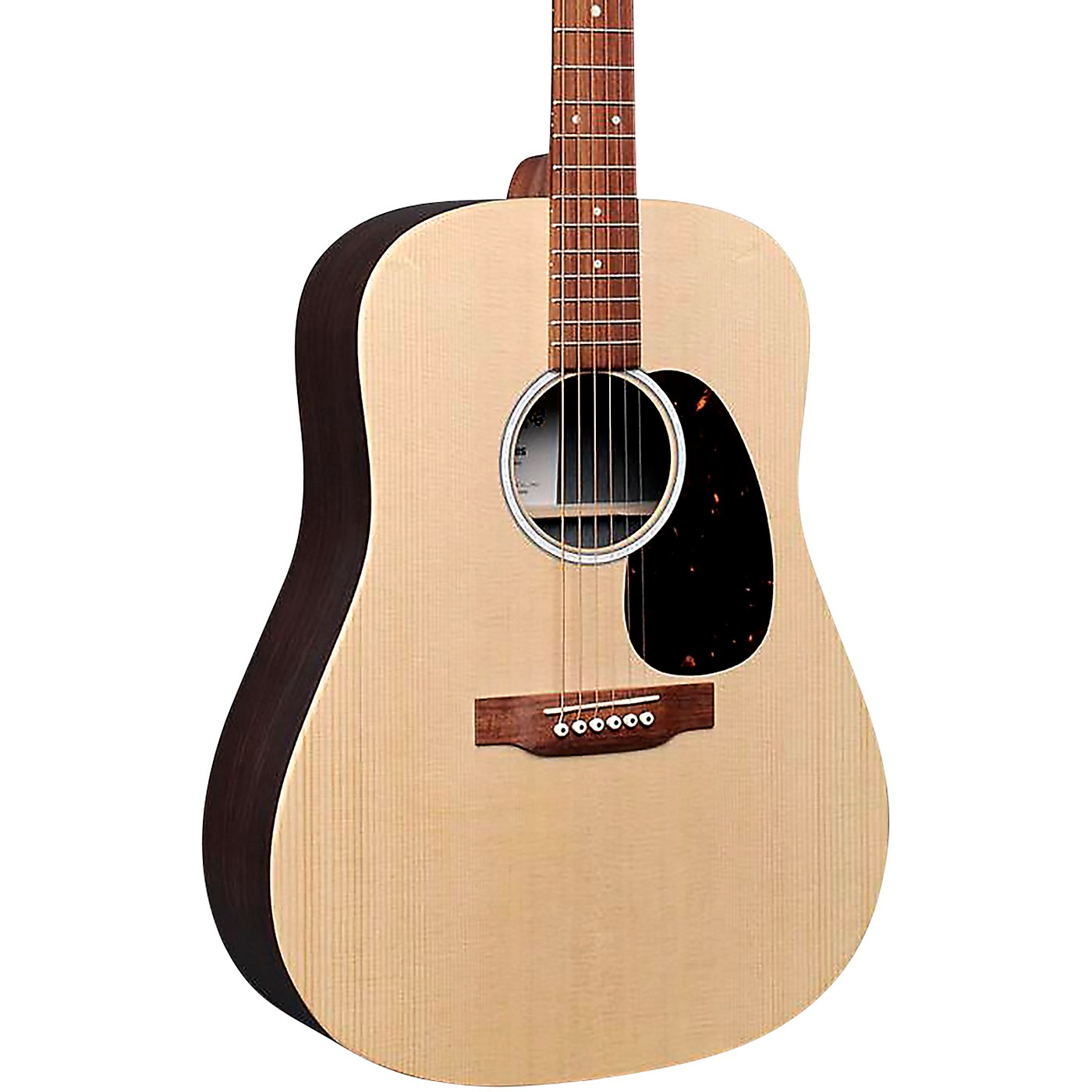 Martin D-X2E Rosewood Dreadnought Acoustic-Electric Guitar thumbnail