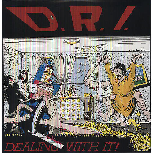 Alliance D.R.I. - Dealing with It thumbnail