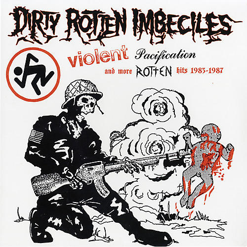 Alliance D.R.I. - Violent Pacification And More Rotten Hits 1983-1987 thumbnail