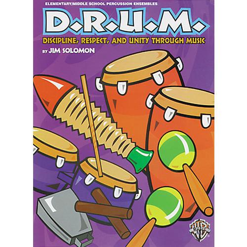 Warner Bros D.R.U.M. Book thumbnail