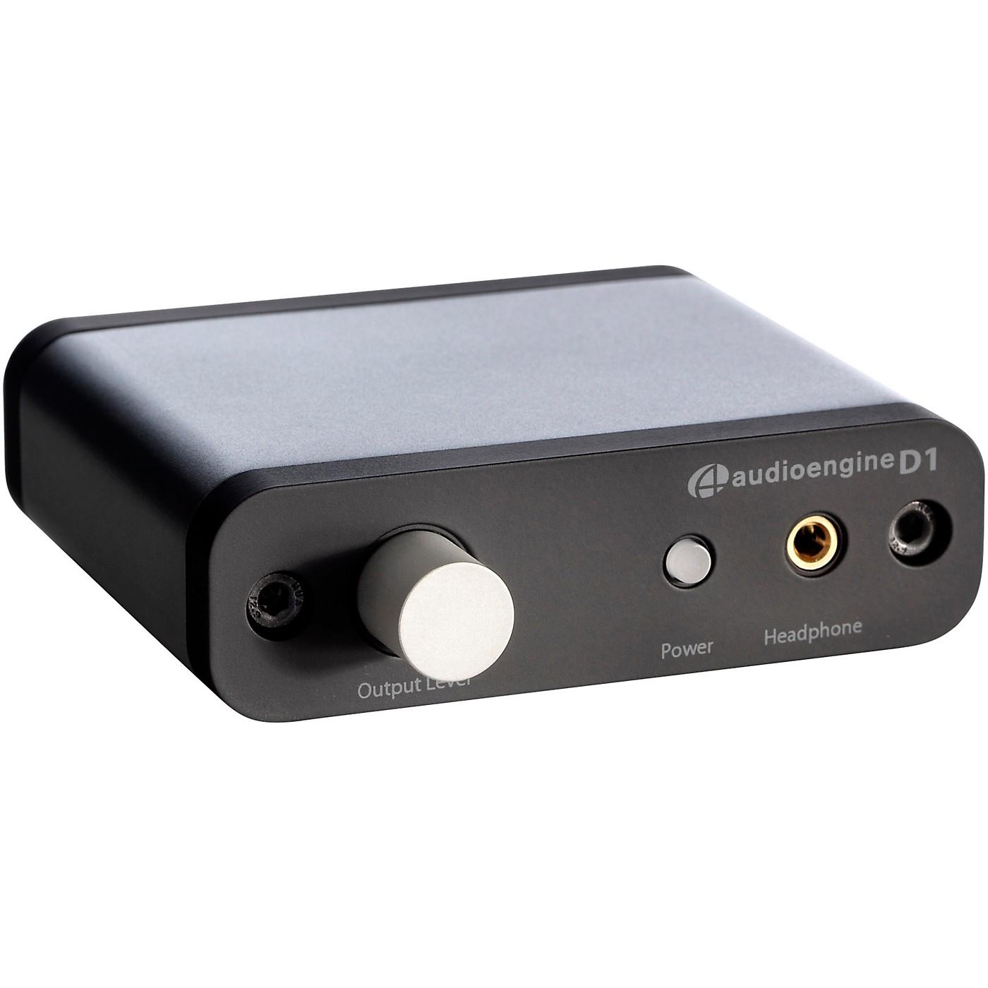 Audioengine D1 24-bit DAC/headphone Amp thumbnail