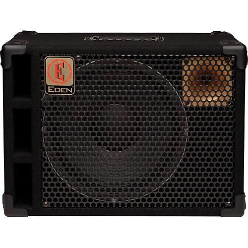 Eden D112XST 1x12 Bass Speaker Cabinet with Tweeter thumbnail