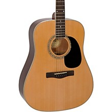 Mitchell D120BK Dreadnought Acoustic Guitar