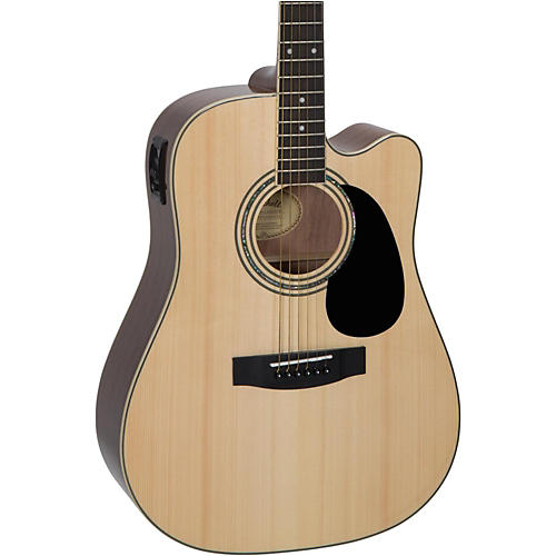 Mitchell D120SCE Acoustic-Electric Guitar thumbnail
