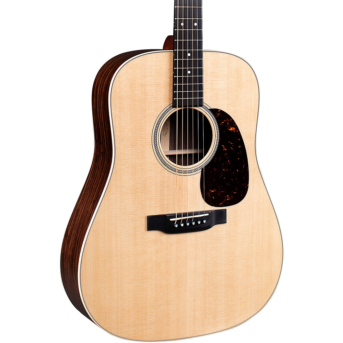 Martin D16E 16 Series with Rosewood Left-Handed Dreadnought Acoustic-Electric Guitar thumbnail