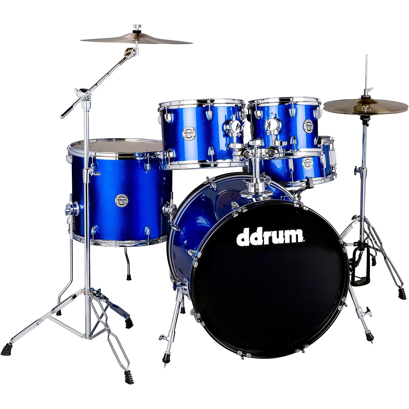 ddrum D2 5-piece Complete Drum Kit thumbnail