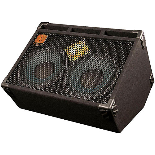 Eden D210 500W 2x10 4ohms Bass Speaker Cabinet and Monitor Wedge thumbnail