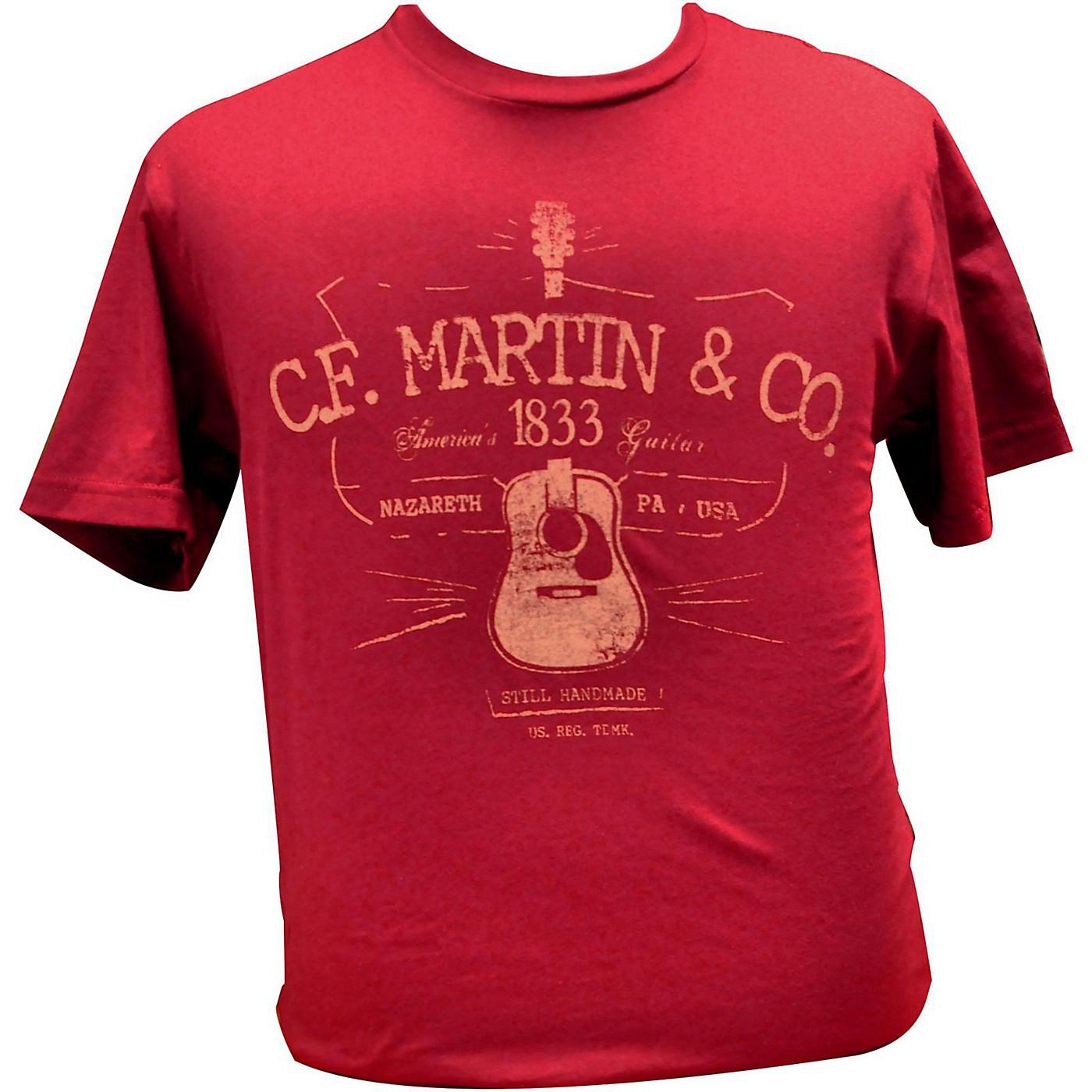 Martin D28 Logo T-Shirt thumbnail