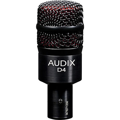 Audix D4 Dynamic Microphone thumbnail