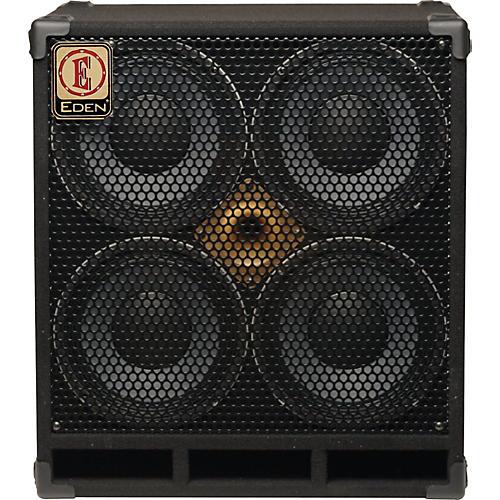 Eden D410XST 1000W 4x10 Bass Speaker Cabinet with Horn thumbnail
