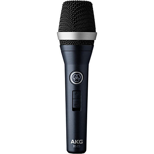 AKG D5 CS Cardioid Handheld Dynamic Microphone thumbnail