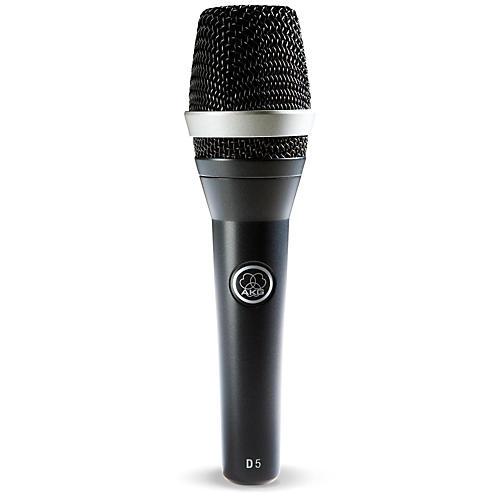 AKG D5 Supercardioid Handheld Dynamic Microphone-thumbnail
