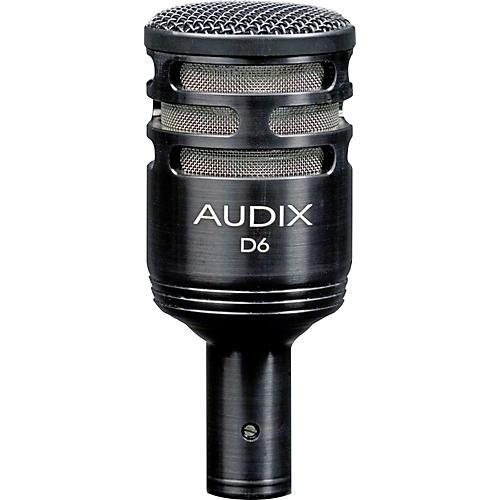Audix D6 Sub Impulse Kick Drum Mic thumbnail