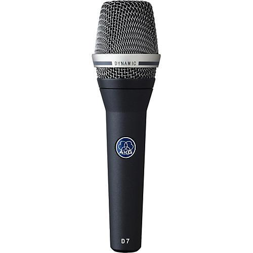 AKG D7 Varimotion Dynamic Microphone thumbnail