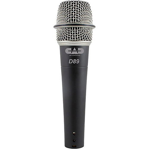 CadLive D89 Supercardioid Dynamic Instrument Microphone thumbnail