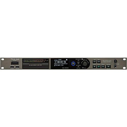 Tascam DA-3000 Master Recorder/ADDA Converter thumbnail