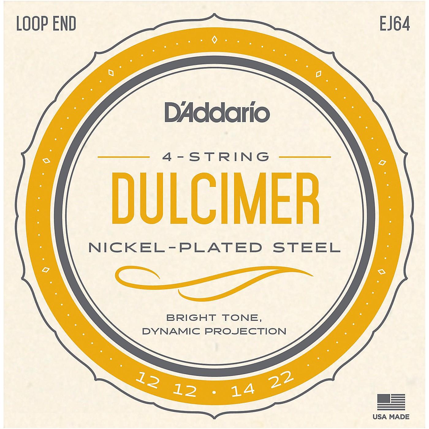D'Addario DADDARIO EJ64 DULCIMER STRINGS thumbnail